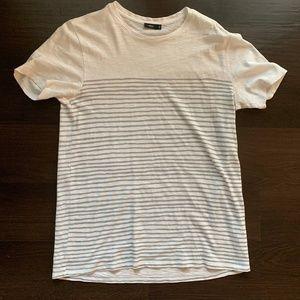 Men's Vince Striped T-shirt Size Medium